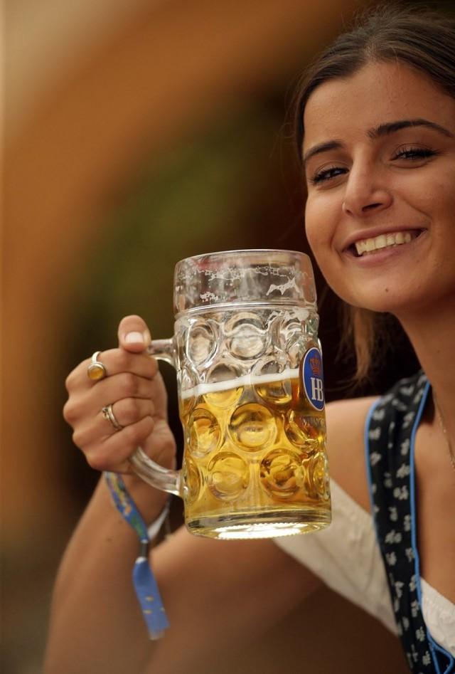 Самый большой фестиваль пива «Октоберфест-2019» стартовал в Мюнхене