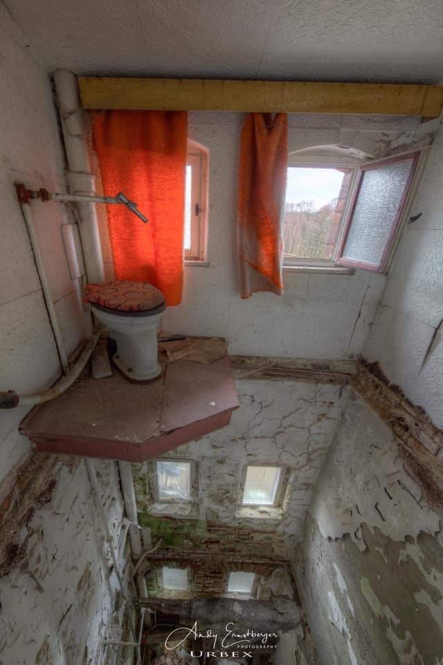 Безумные дизайны туалетных комнат