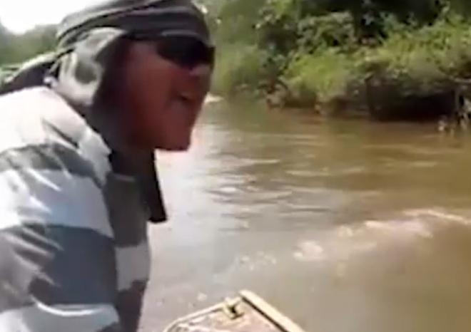 Опасность, поджидающая в воде