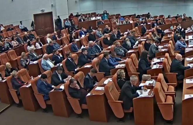 Мэр Днепропетровска Борис Филатов за словом в карман не лезет