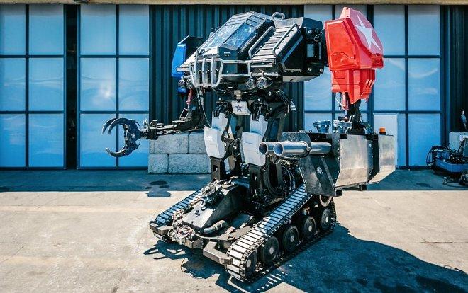 Компания MegaBots продаёт боевого робота — купить его может любой