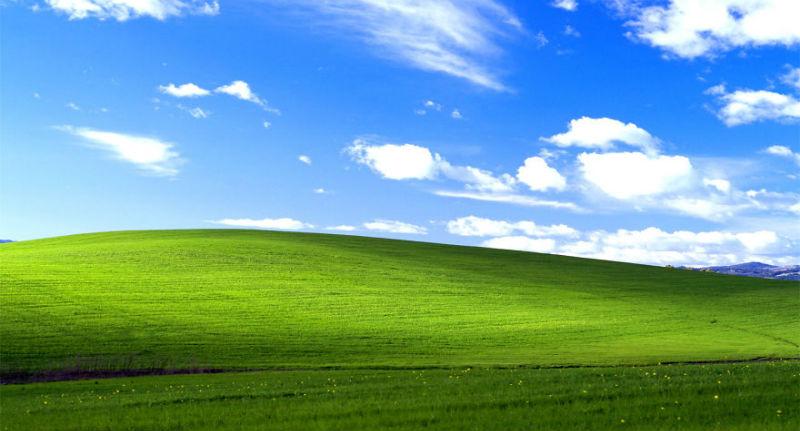 Фотограф, сделавший заставку для Windows, показал обои нового поколения