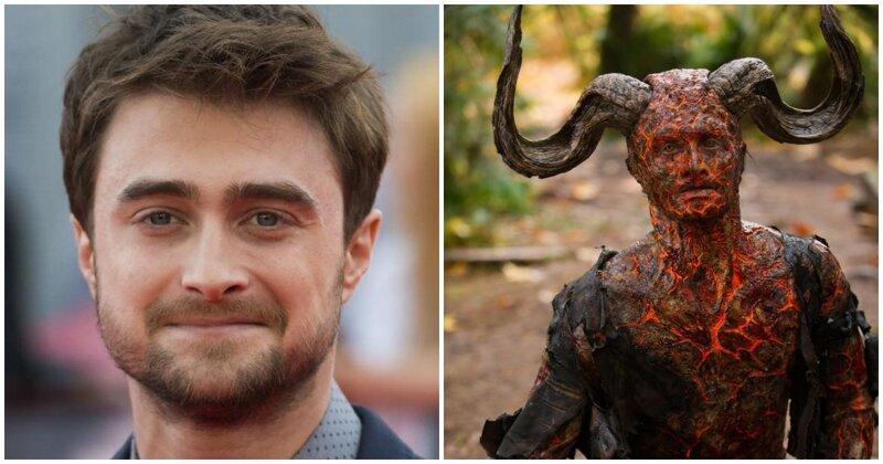 Известные актёры до и после грима