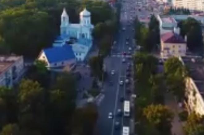 """""""Шикарный"""" рекламный ролик"""