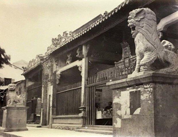Ez volt Hong Kong 150 évvel ezelőtt