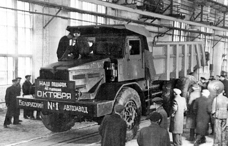 A Szovjetunió első autógyárainak és utódainak