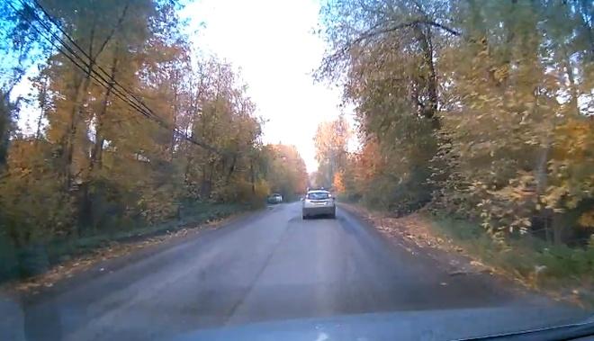 Новая автоподстава на дорогах Подмосковья
