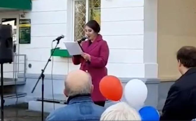 Классика: во Владимире торжественно открыли новые часы