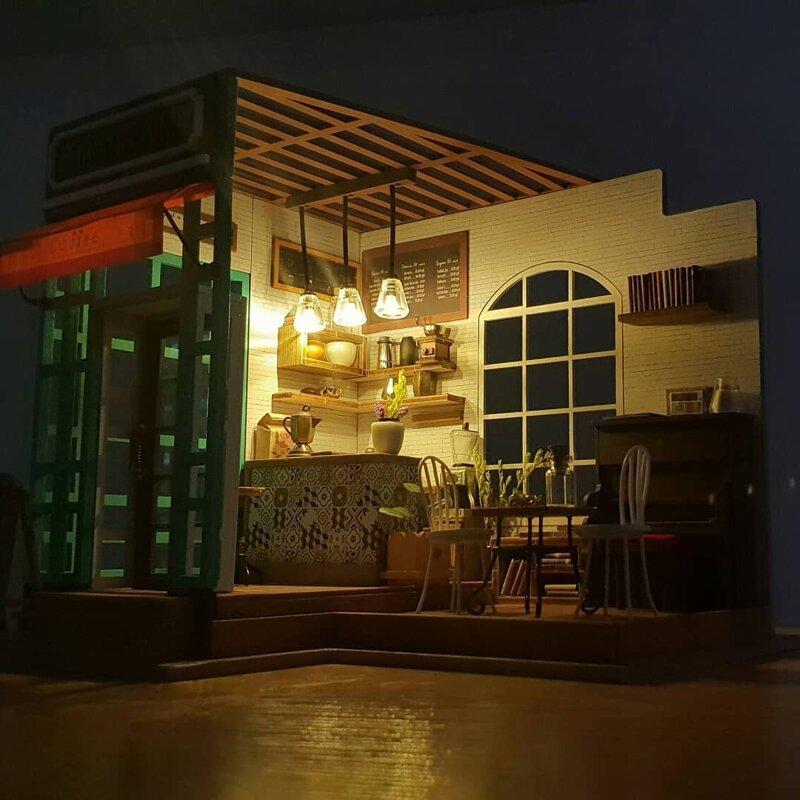 Дизайнеры из Южной Кореи строят элитные особняки для хомяков