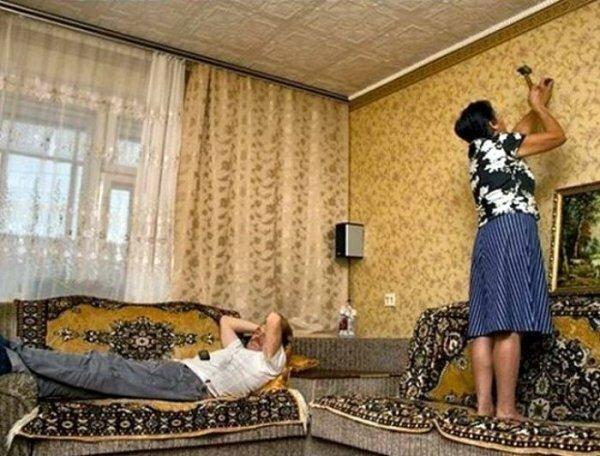 Фотографии, которые заставят вас усомниться в том, что женщины - это слабый пол