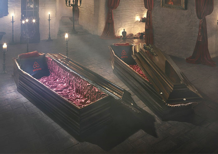 Подборка странных кроватей, некоторые из которых вселяют ужас