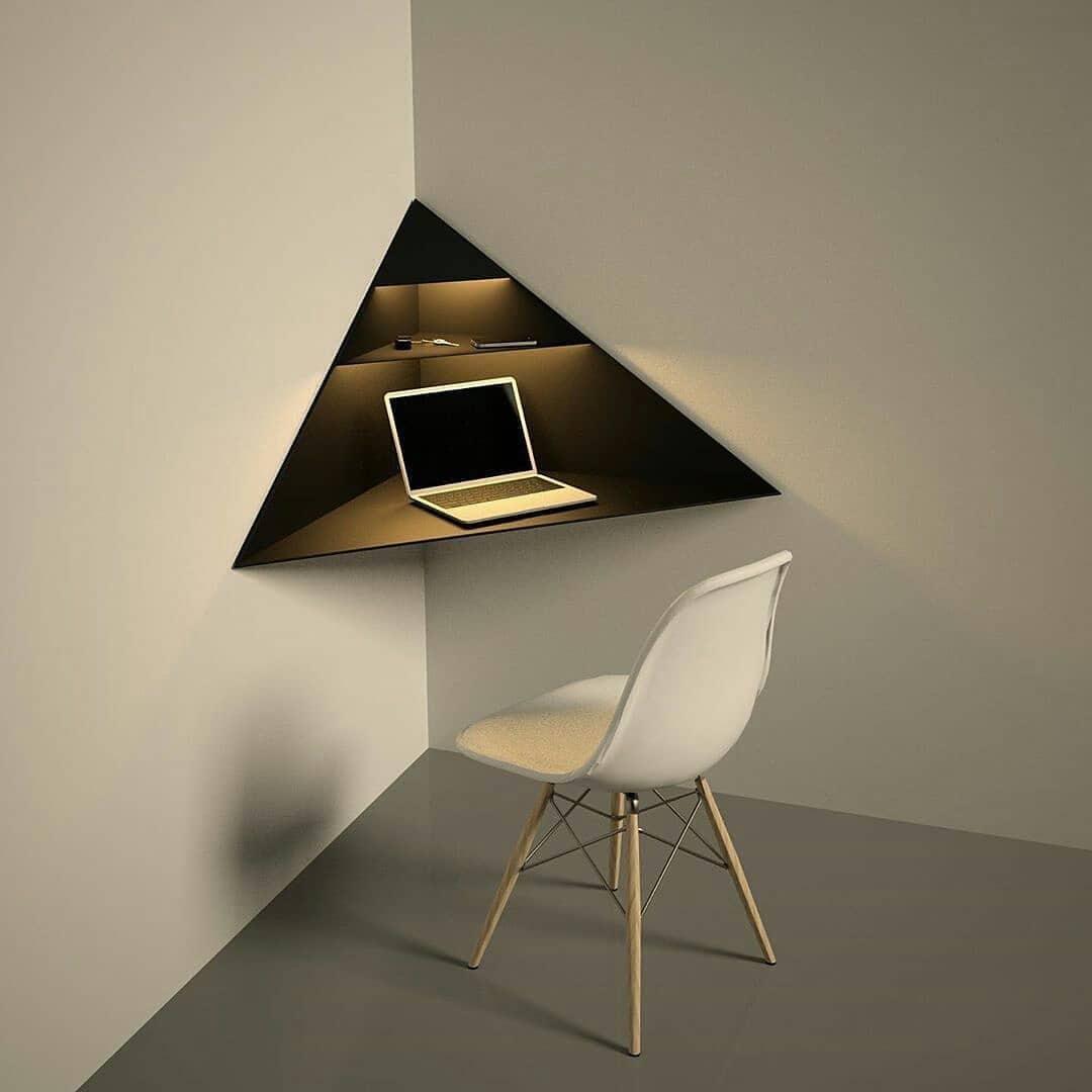 Подборка идей по дизайну интерьера - и полезных, и приятных