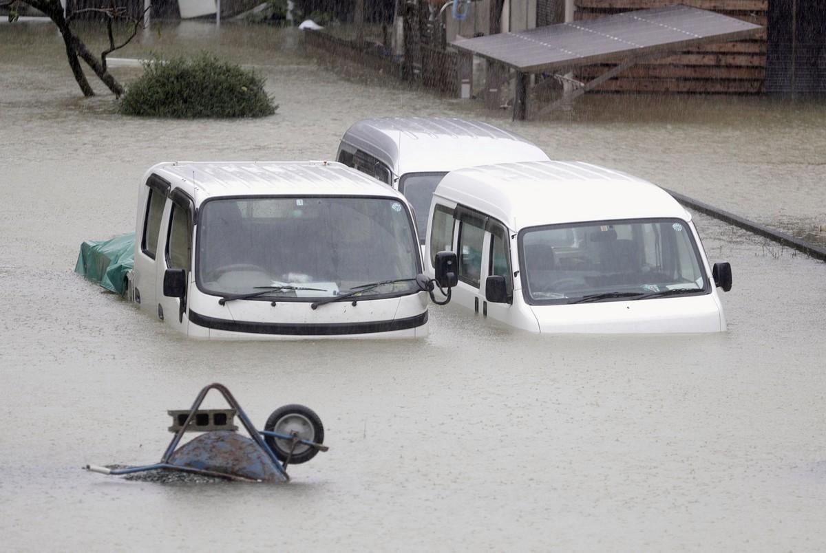 A taifun következményei
