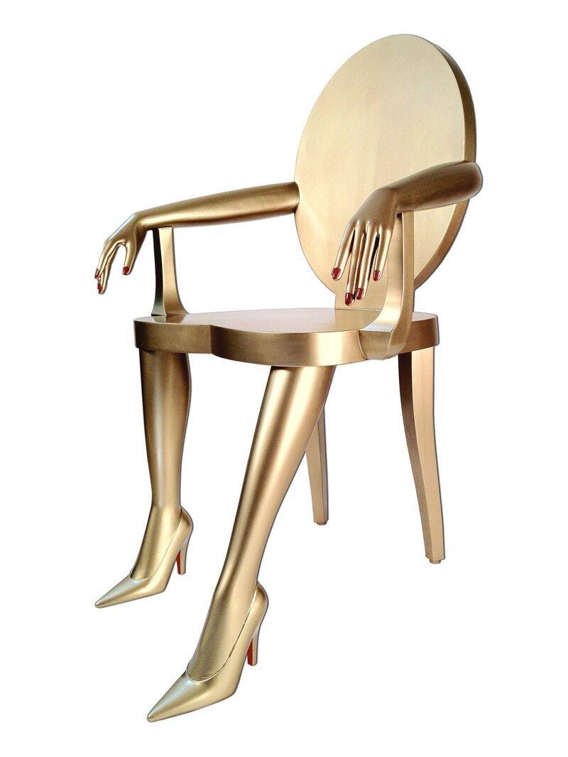 Мебель, которая не понравится феминисткам