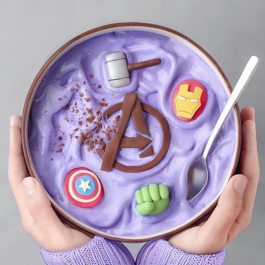 Подборка крутых десертов от 18-летнего парня