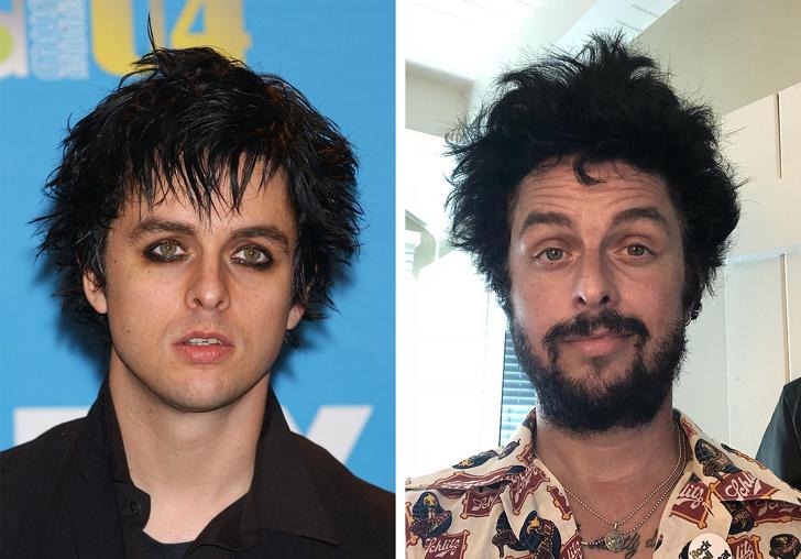 Как изменились рок-звезды, которые зажигали в 2000-х