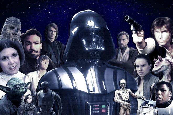 В Оксфордский словарь включили термины из «Звёздных войн»