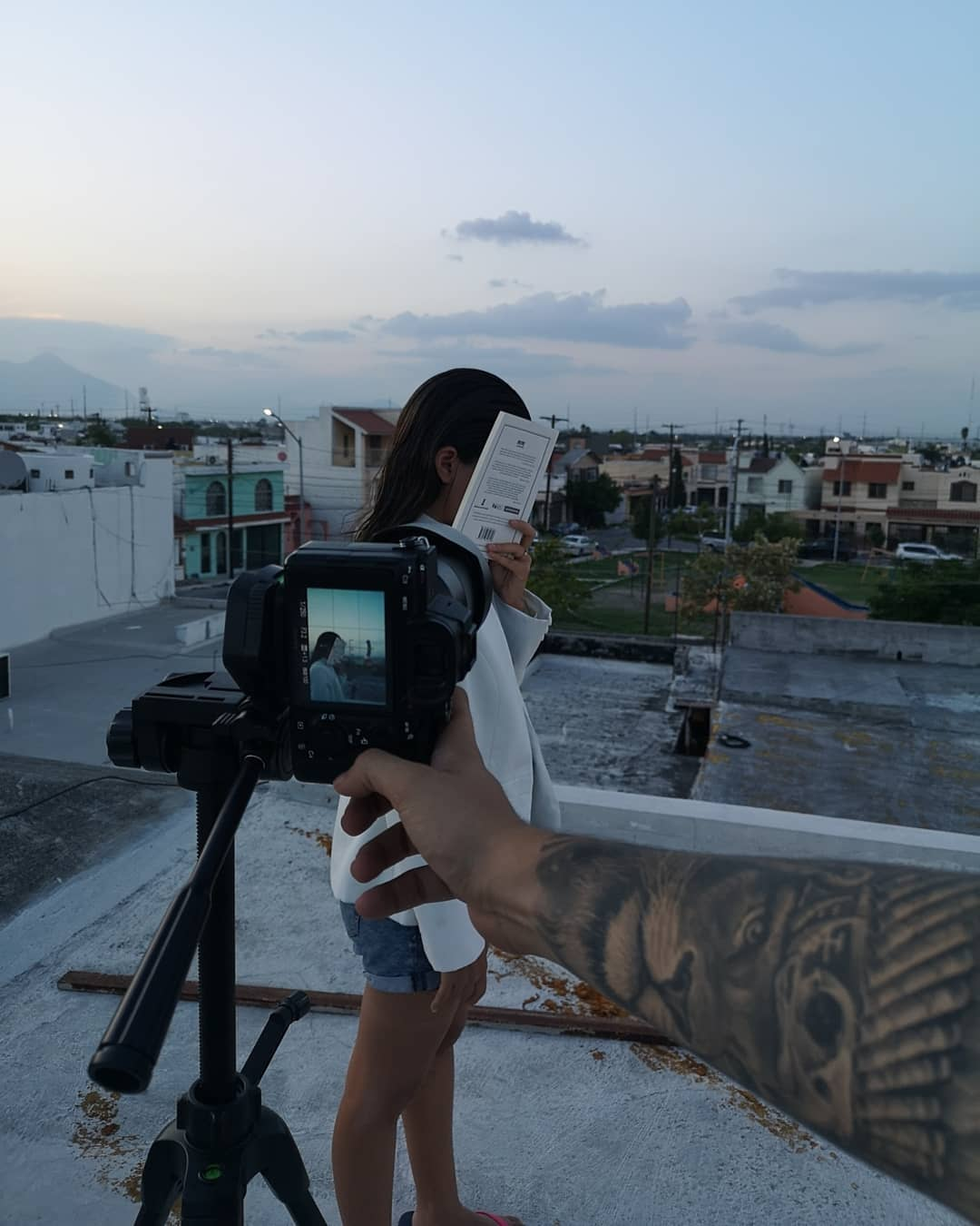 Мексиканский фотограф показал, как проходят крутые фотосессии со стороны