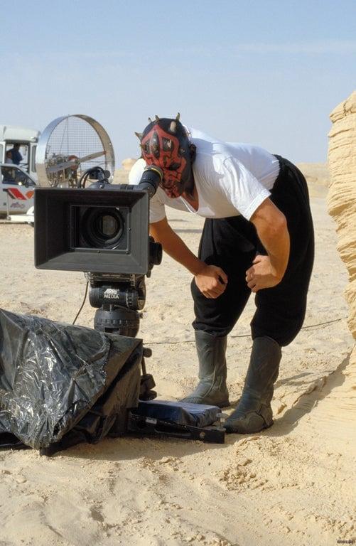 Закадровые снимки со съёмочных площадок культовых фильмов, которым в этому году исполняется 20 лет