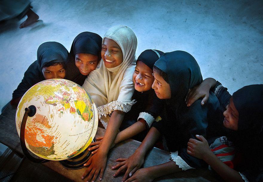 Фотографов спросили, как они видят образование. Они ответили