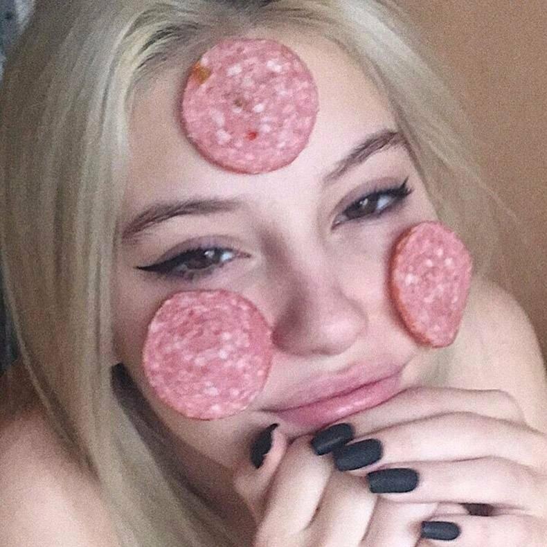 Очень странные фотографии из Интернета