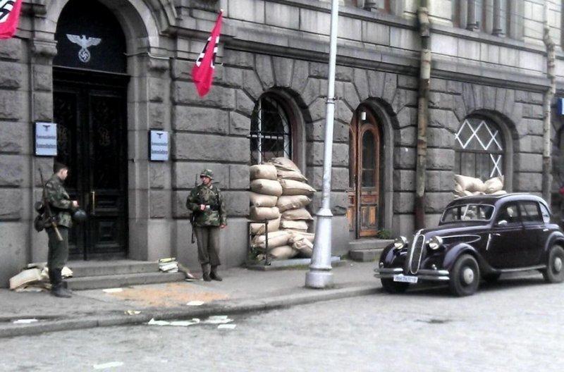 BMW Штирлица из фильма «Семнадцать мгновений весны» продаётся