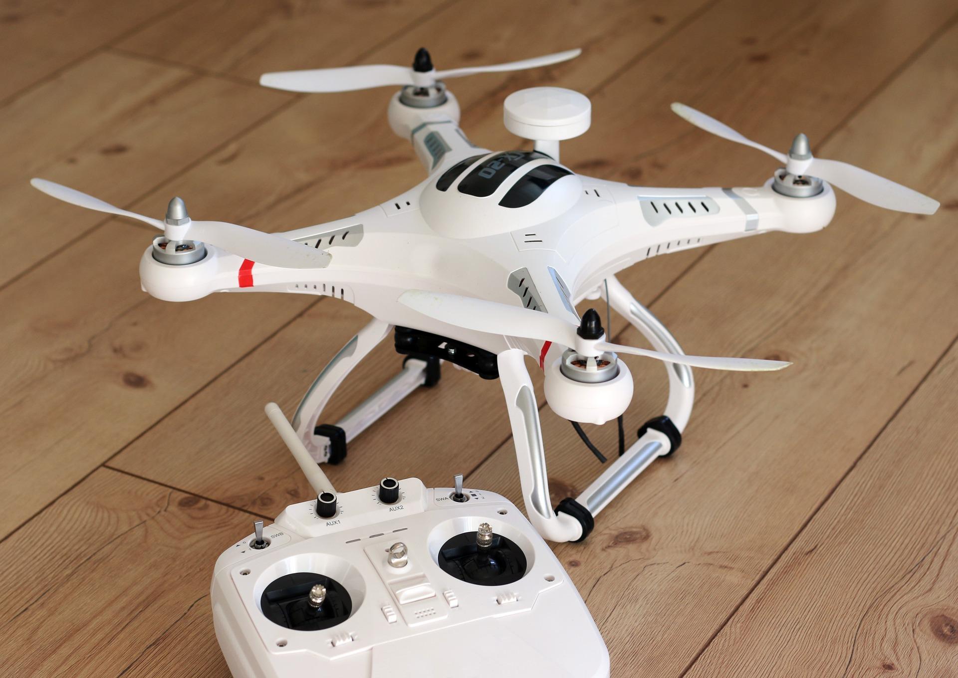 Штраф за незарегистрированные дроны уже близко