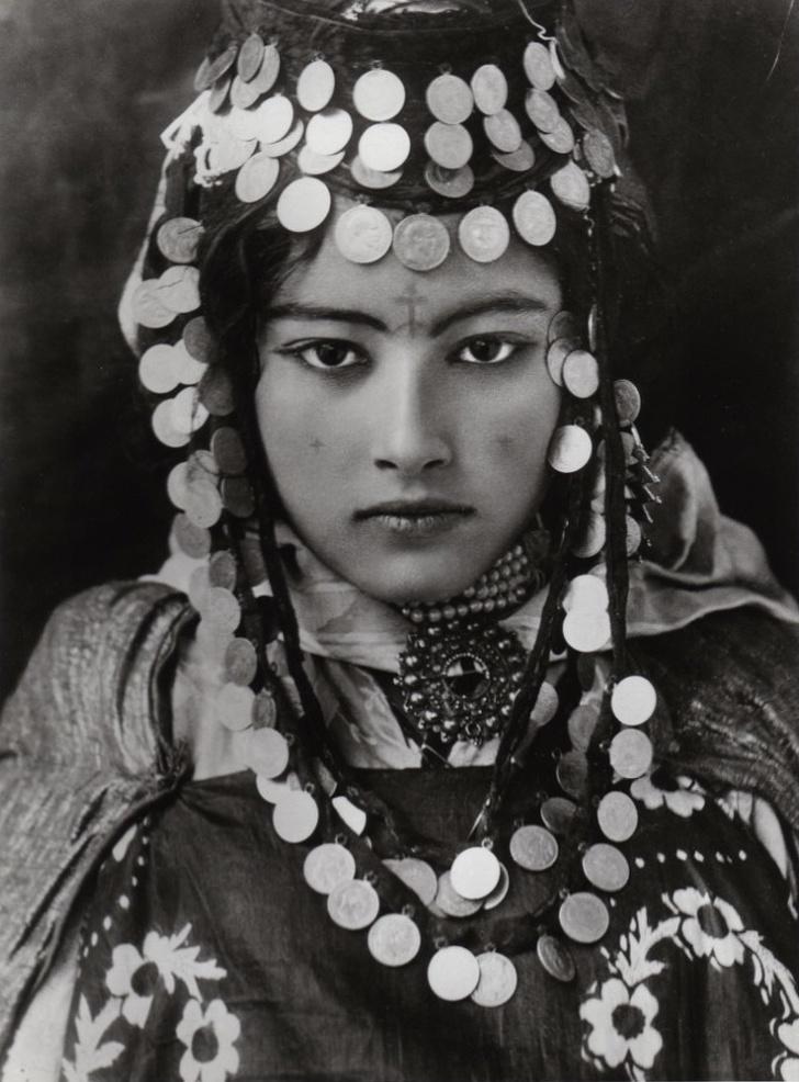 Чарующая красота людей прошлого столетия