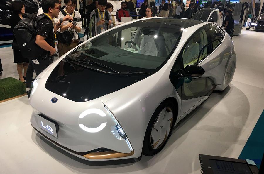 Шаг в будущее от автопроизводителей - Tokyo Motor Show 2019