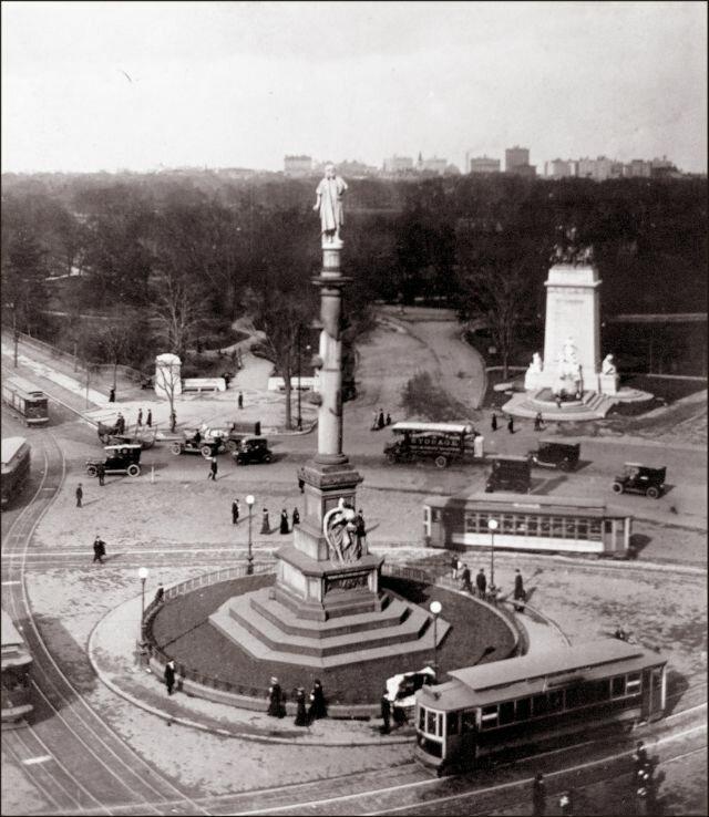 Фотографии Нью-Йорка 1920-х годов
