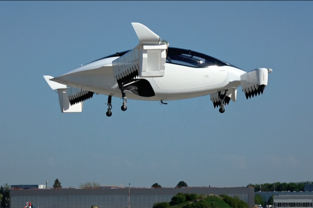 Такси с крыльями – чем закончились первые испытания?