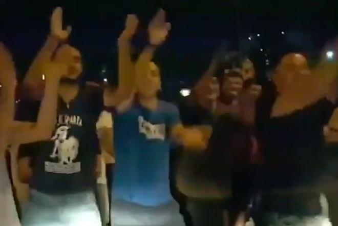 Протестующие в Ливане напугали ребёнка, но тут же исправили ситуацию