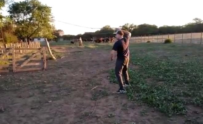 Неудавшийся ковбой