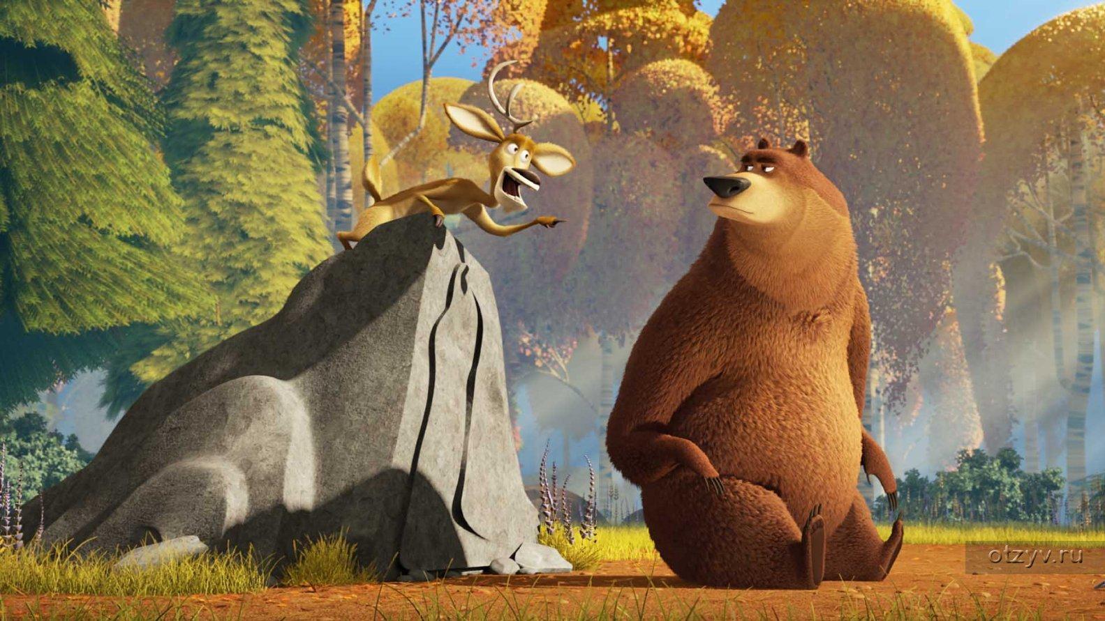28 октября: международный день мультфильмов. Угадай мультик по кадру!