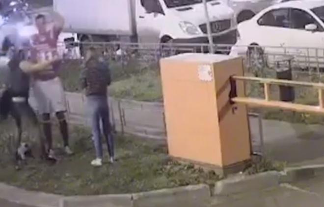 В Подмосковье фанатки украли алюминиевого Дзюбу