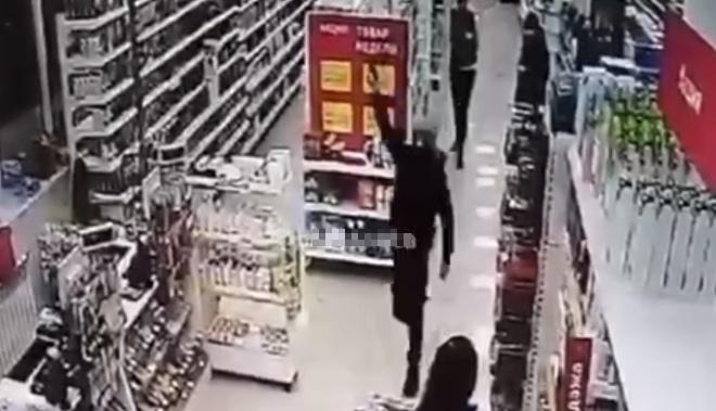 Отправили грабителя делать уроки