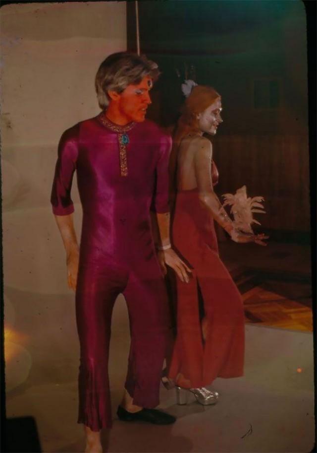 Косплеи из 70-х годов