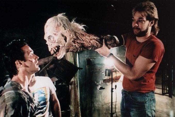 За кадром фильмов ужасов