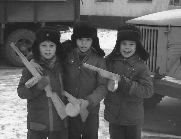Фотографии, которые покажутся знакомыми только рожденным в СССР