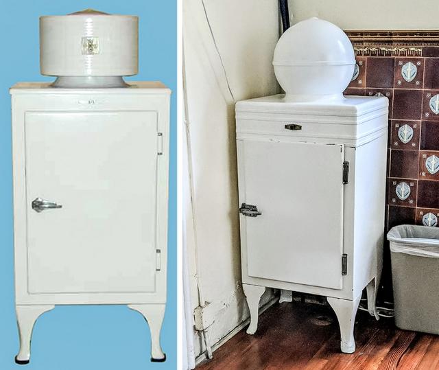 Как выглядели первые тостеры, пылесосы и холодильники