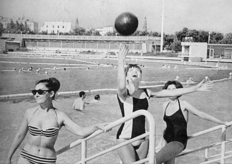 Советские времена на простых и атмосферных снимках