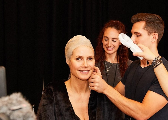 Топ-модель Хайди Клум вновь доказала, что она королева Хеллоуина. И вот почему…