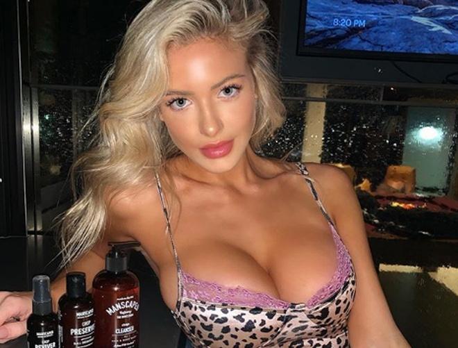 Ханна Палмер: блондинка, которая мечтала стать моделью и добилась своего