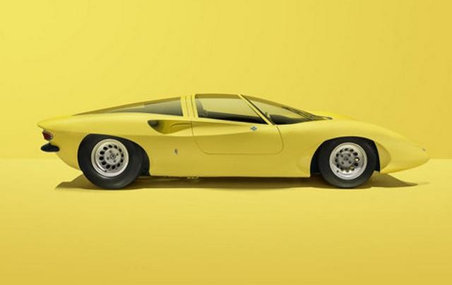 Посмотрите, какими итальянцы представляли машины будущего