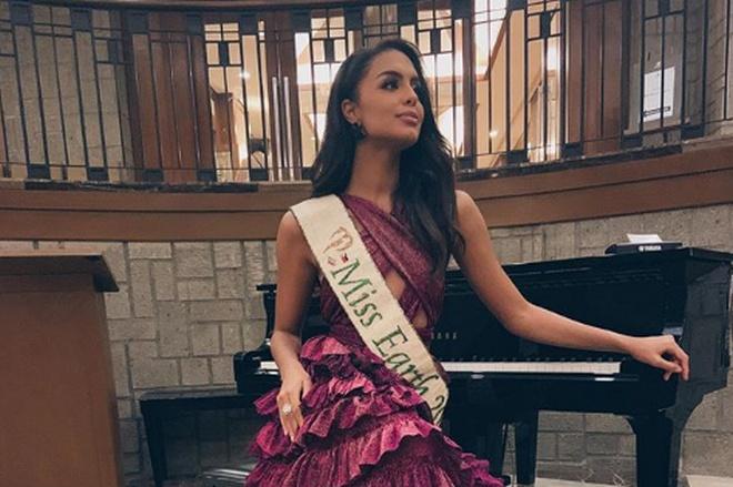 Нэллис Пименталь: «Мисс Земля — 2019», которая привлекает не откровенными фото в Instagram