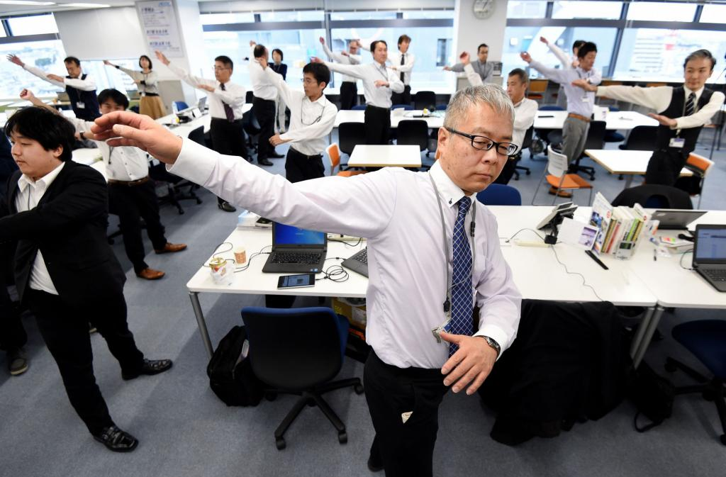 В Японии уже перешли на четырехдневную рабочую неделю. А в России пока думают над этим