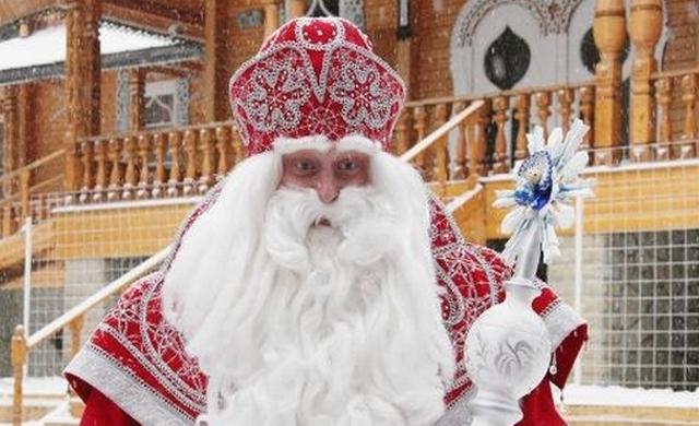 В России выпущена монета в честь Деда Мороза