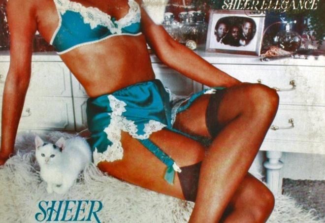 Обложки виниловых пластинок с сексуальными девушками
