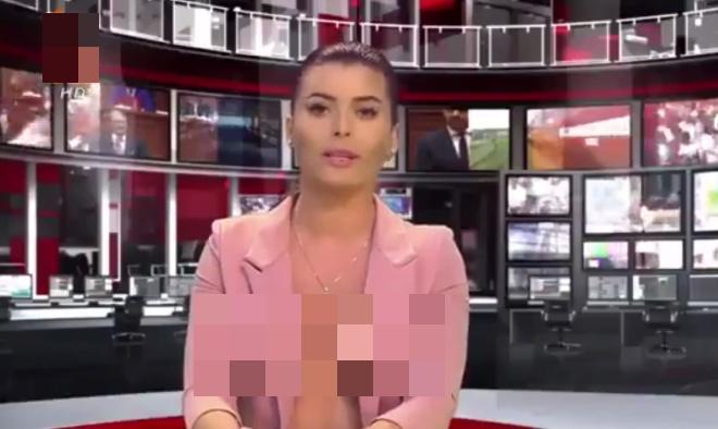 В Албании придумали, как привлечь внимание к новостям