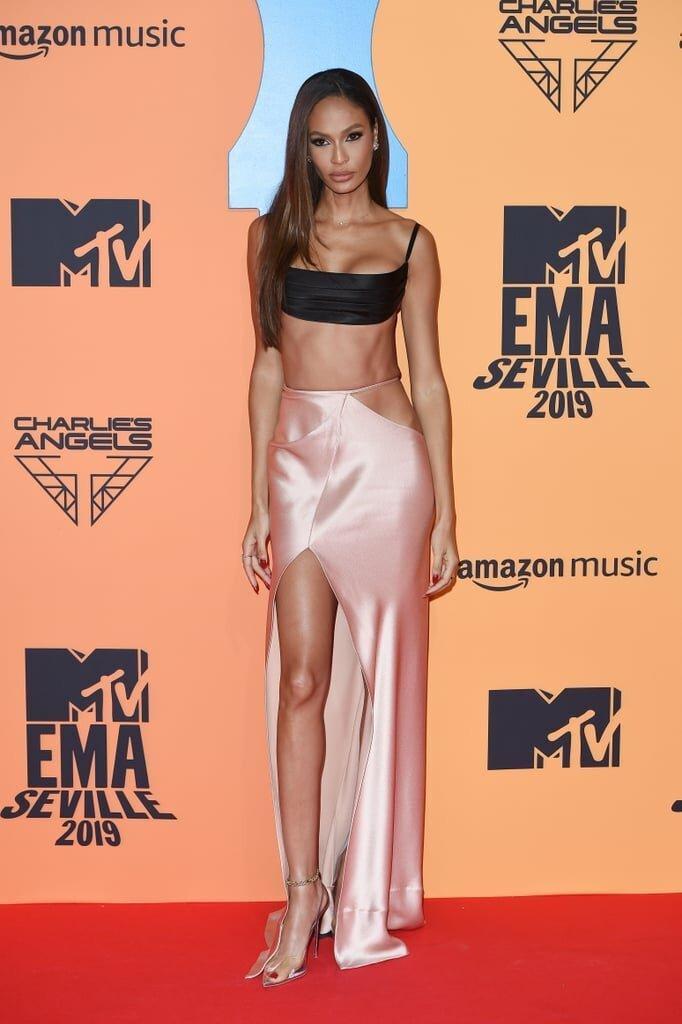 Странные и позорные наряды знаменитостей на MTV EMA 2019